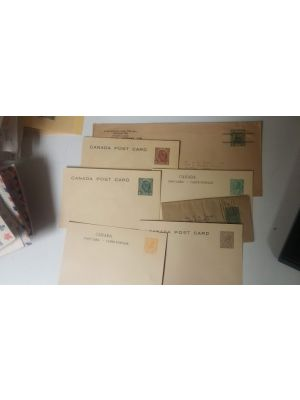 CANADA - COVERS & POSTAL HISTORY - 405969