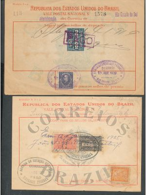 BRAZIL - Over 200 Documents Circa 1920 - 406167
