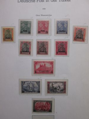 GERMAN COLONIES - VERY NICE COLLECTION - 406176