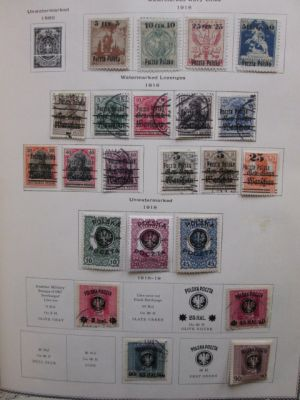 POLAND - EXCELLENT COLLECTION OF A COUPLE THOUSAND - 406189