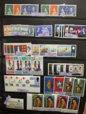 """WONDERFUL MINT SELECTION - All """"S"""" Countries - 406201"""
