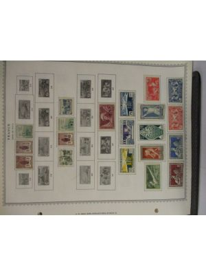 FRANCE - Mint collection 1920-1980 - 406208
