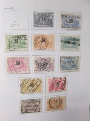 BELGIUM - HIGH QUALITY COLLECTION IN A BEAUTIFUL ALBUM - 406226