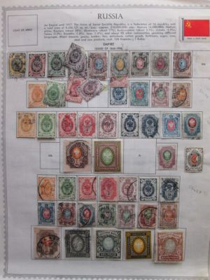 RUSSIA - VERY NICE COLLECTION - 406269