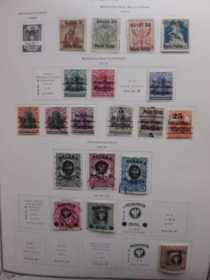 POLAND - VERY NICE COLLECTION OF ABOUT 1000 - 406276