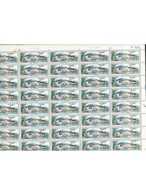 (1389, 1632), sheets of 50 and 40 respectively, light faults right side sheet selvage, stamps VERY FINE, og, NH - 406390