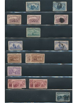 EARLY COMMEMORATIVES - 406446