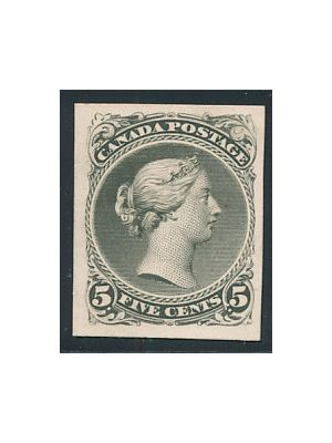 (26P), Proof on card, VERY FINE-EXTREMELY FINE (Unitrade C$750) - 406459