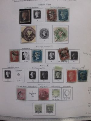 GREAT BRITAIN - VERY NICE COLLECTION TO MID-1980s - 406568