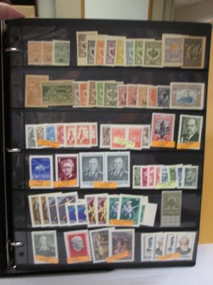 RUSSIA - MOSTLY MINT SELECTION OF HUNDREDS OF SETS - 406586