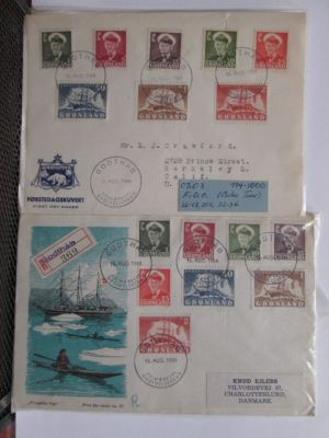 GREENLAND COVERS - WONDERFUL SELECTION - 406589