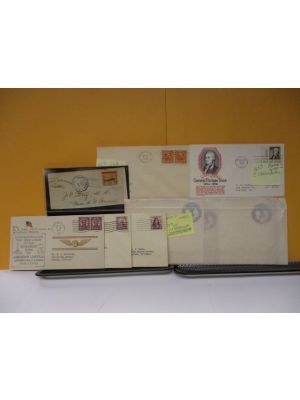 HIGH QUALITY, HIGHLY VARIED ASSORTMENT OF U.S. MATERIAL - 406616