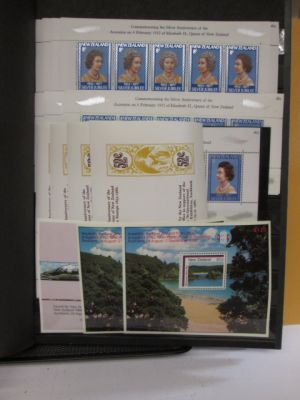 NEW ZEALAND - Souvenir sheets, nice selection - 406622