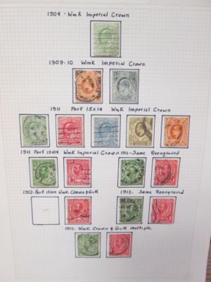 GREAT BRITAIN - HIGH QUALITY COLLECTION OPENING WITH - 406658