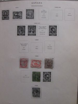 CANADA & BNA - NICE COLLECTION - 406659
