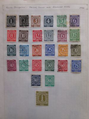 GERMANY - 1945-1948 NICE SPECIALIZED COLLECTION - 406663