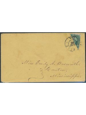 (13d), on cover, VERY FINE  - 406873