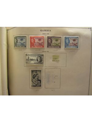 AMAZING MOSTLY MINT COLLECTION OF THOUSANDS 1940-1949 - 406970