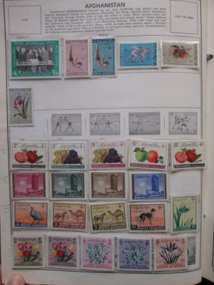 ALL MINT COLLECTION IN A HARRIS STANDARD ALBUM - 407013
