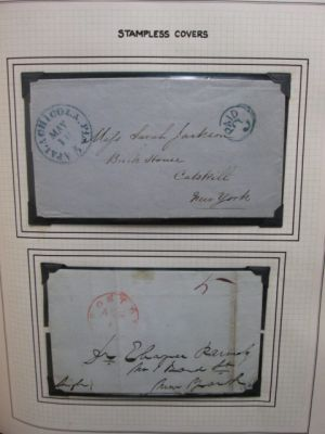 VERY NICE COLLECTION IN A SCOTT ALBUM - 407337