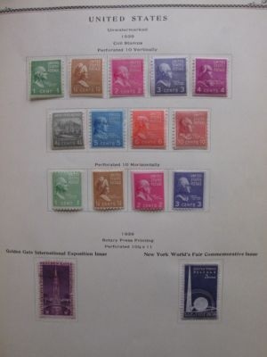 THE 1930'S - EXCELLENT MOSTLY MINT COLLECTION - 407338