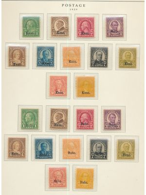 FANTASTIC ALL MINT USA COLLECTION-407379