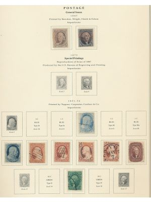 BEAUTIFUL HIGHLY COMPLETE COLLECTION TO 1910 - 407380