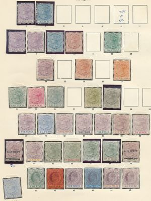 LAGOS - IMPRESSIVE ALL-MINT COLLECTION TO 1938 - 407559
