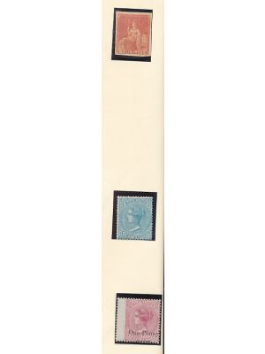MAURITIUS - IMPRESSIVE ALL-MINT COLLECTION TO 1938 - 407578