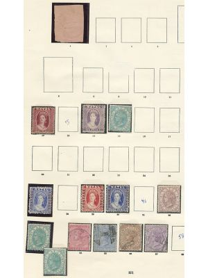 NATAL - IMPRESSIVE ALL-MINT COLLECTION - 407584