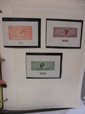 COMPLETE MINT COLLECTION 1935-1995, VERY FINE, og, much NH - 407917