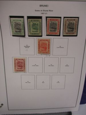 BRUNEI - NICE COLLECTION WITH PREMIUM SETS - 407925