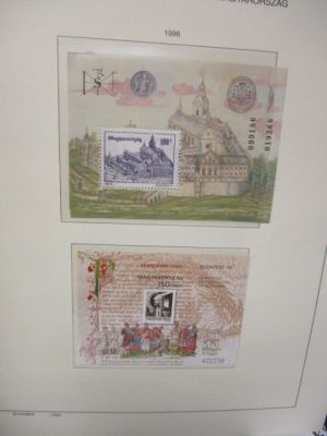 HUNGARY - HIGHLY COMPLETE MINT COLLECTION 1994-2001 - 408129