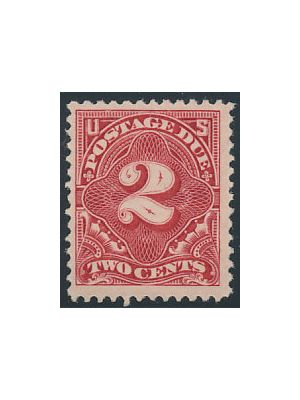 (J30), gum skips, VERY FINE, og, NH, PSE cert for block of 4 from which this stamp came - 408181