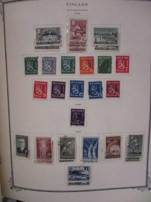 FINLAND - MINT & USED COLLECTION 1875 - 2001 - 408254