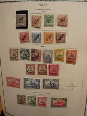 TOGO - HIGHLY COMPLETE COLLECTION TO 1995 - 408276