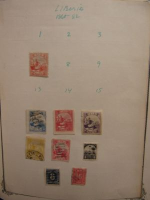 LIBERIA - WONDERFUL NEARLY ALL MINT COLLECTION OF OVER 1600 DIFFERENT STAMPS - 408281