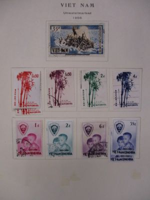 VIETNAM - HIGHLY COMPLETE EARLY PERIOD COLLECTION - 408283