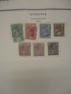 ETHIOPIA - HIGH QUALITY COLLECTION PACKED WITH BETTER SETS AND SINGLES - 408287
