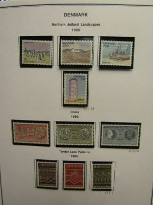 DENMARK COMPLETE MOSTLY MINT 1985-2015 - 408366
