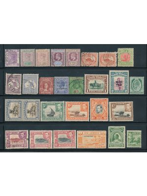 BRITISH COMMONWEALTH - HIGH QUALITY SELECTION WITH PREMIUM - 408420