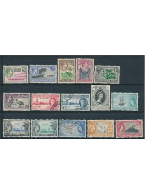 SOLOMON ISLANDS - HIGH QUALITY MOSTLY DIFFERENT SELECTION - 408557