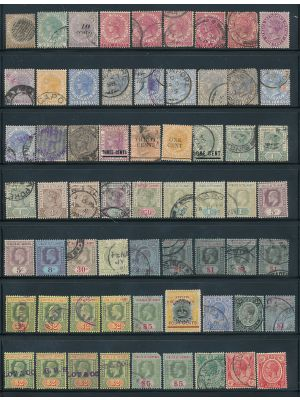 STRAITS SETTLEMENTS - HIGH QUALITY SELECTION ON STOCK PAGES - 408707