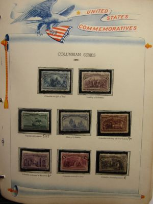 MINT COMMEMORATIVE & AIRMAIL COLLECTION TO 1970s - 408763