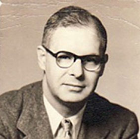 A youthful Earl P.L. Apfelbaum