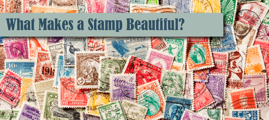 beautiful stamps