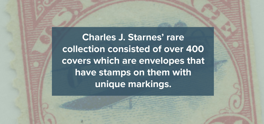 charles-starnes-rare-stamp-collection
