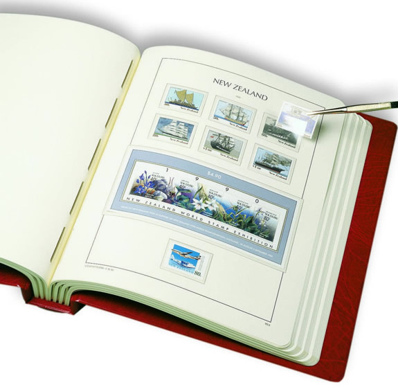 A Guide To Stamp Albums