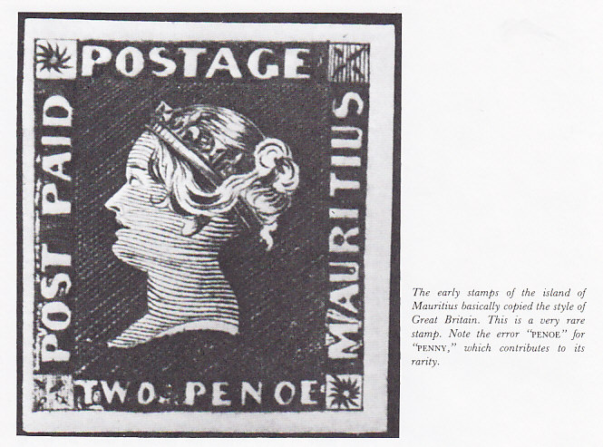 Early Stamps